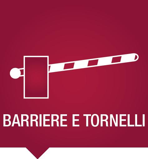 Barriere e tornelli