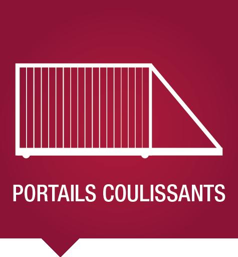 Portails coulissants
