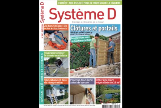 Système D - édition août 2016