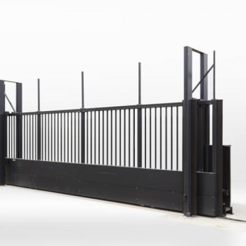 BLOKAD PAS 68 Gate