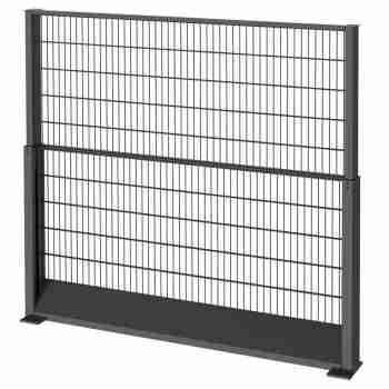 Parapetto elevabile | Pannelli per recinzioni