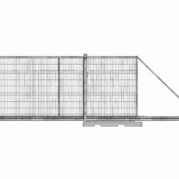 Tempofor sliding gates